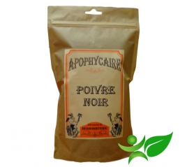 POIVRE NOIR, Graine poudre (Piper nigrum) - Apophycaire