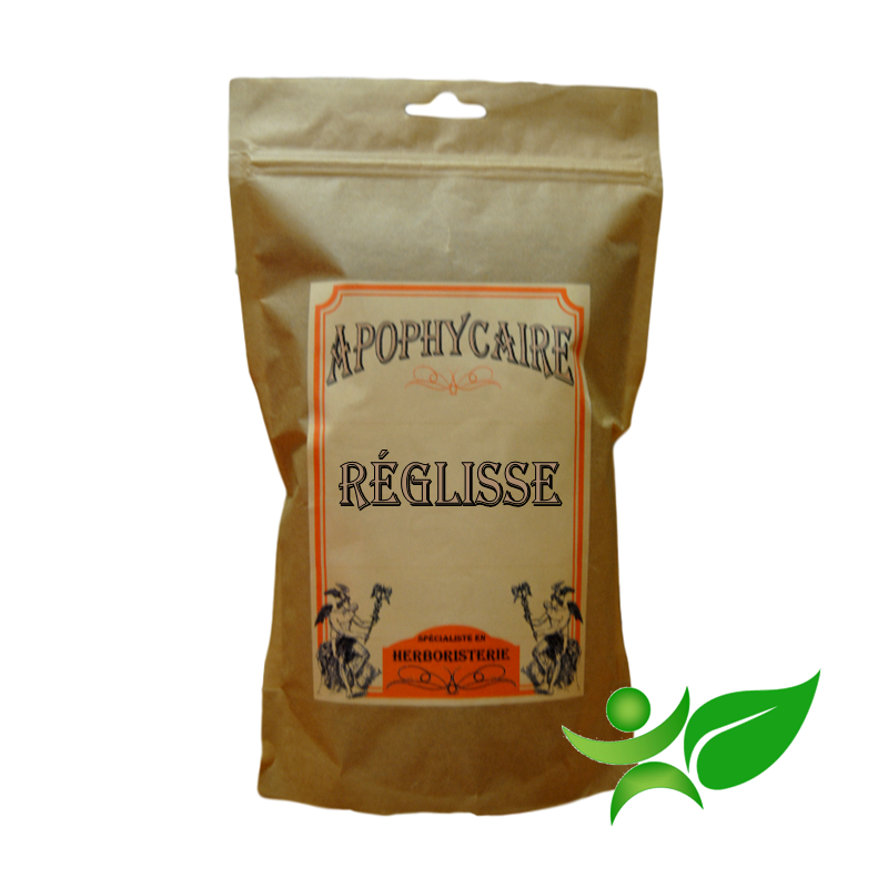 REGLISSE BiO, Racine (Glycyrrhiza glabra) - Apophycaire