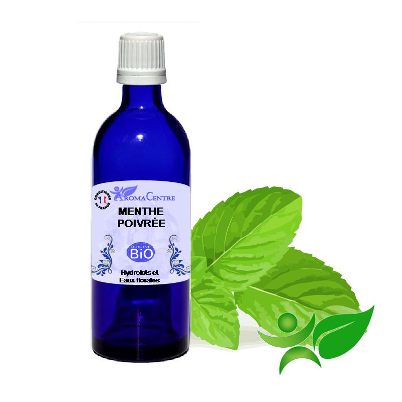 Menthe poivrée BiO, Hydrolat (Mentha piperita) - Aroma Centre