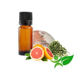 Pamplemousse thé vert, huile parfumée pour Galet senteur argile Chamotte