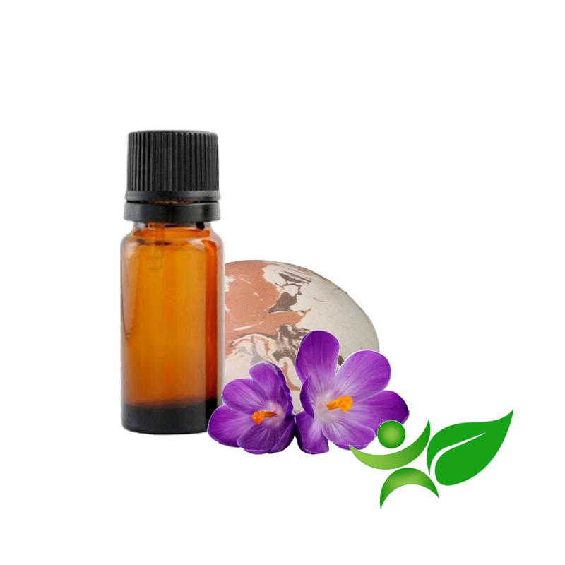 Héliotrope, huile parfumée pour Galet senteur argile Chamotte