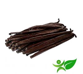 VANILLE Sachet 10 gousses, Fruit (Vanilla planifolia) - Apophycaire