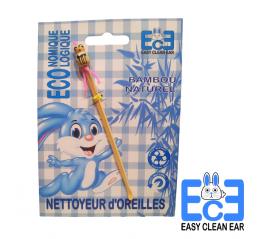 Nettoyeur d'oreilles bambou naturel - Easy Clean Ear