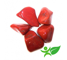 Jaspe Rouge, Pierre roulée - Gemstones