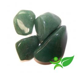 Quartz vert, Pierre roulée - Gemstones