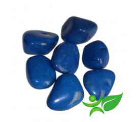 Howlite bleue, Pierre roulée - Gemstones