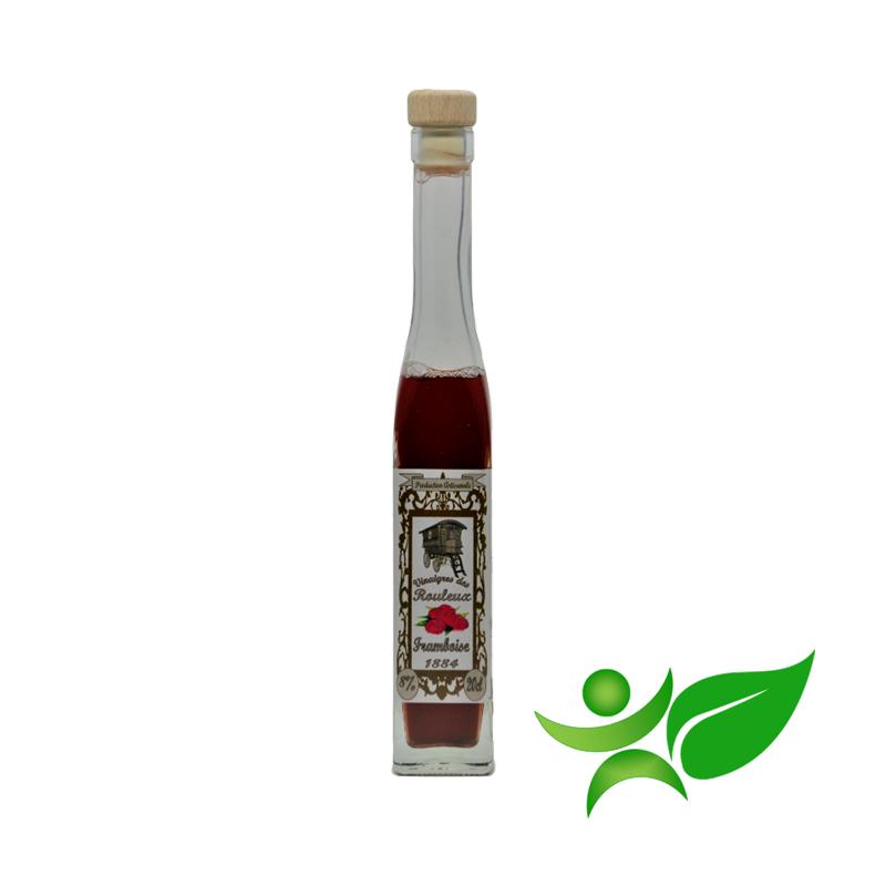 Framboise, vinaigre artisanal des Rouleux - 200ml