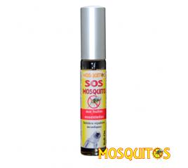 Roll on SOS moustiques 100% naturel - Mosquitos