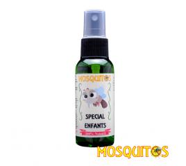 Spray enfant contre les moustiques 100% naturel - Mosquitos