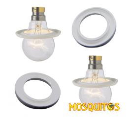 O'Ring ou disque d'ampoule - Mosquitos