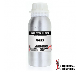 Algue - Huile parfumée pure PRO - Parfums de Créateurs
