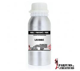 Lavande - Huile parfumée pure PRO - Parfums de Créateurs