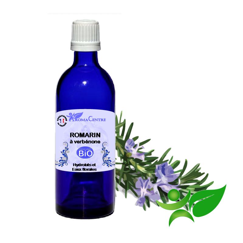 Romarin à verbénone BiO, Hydrolat (Rosmarinus officinalis verbenoniferum) - Aroma Centre