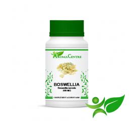 Boswellia - Résine, gélule (Boswellia serrata) 300mg - Aroma Centre