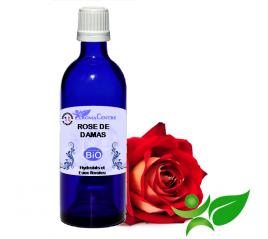 Rose de Damas BiO, Hydrolat (Rosa damascena) - Aroma Centre