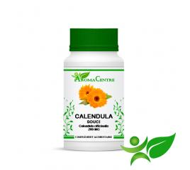 Calendula (Souci) Fleur, gélule (Calendula officinalis) 200mg - Aroma Centre
