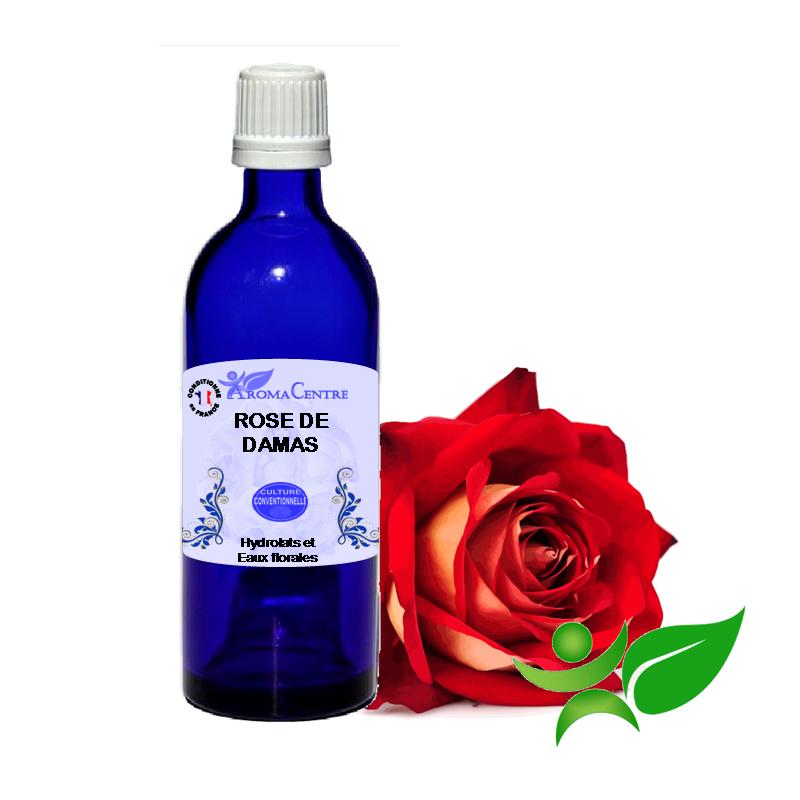 Rose de Damas, Hydrolat (Rosa damascena) - Aroma Centre