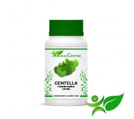 Centella (Hydrocotyle)Feuille, gélule (Centella asiatica) 220mg - Aroma Centre