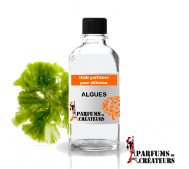 Algue, Huile parfumée spéciale pour diffusion 10ml - Parfums de Créateurs
