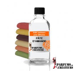 Amande pâte, Huile parfumée spéciale pour diffusion 10ml - Parfums de Créateurs