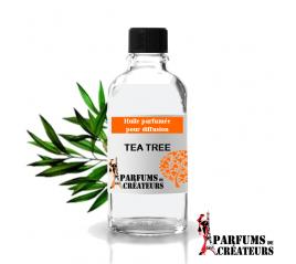 Arbre à thé, Huile parfumée spéciale pour diffusion 10ml - Parfums de Créateurs