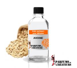 Avoine flocon, Huile parfumée spéciale pour diffusion 10ml - Parfums de Créateurs