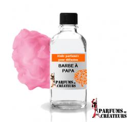 Barbe à Papa, Huile parfumée spéciale pour diffusion 10ml - Parfums de Créateurs