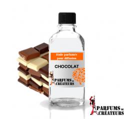 Chocolat, Huile parfumée spéciale pour diffusion 10ml - Parfums de Créateurs