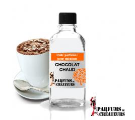 Chocolat chaud, Huile parfumée spéciale pour diffusion 10ml - Parfums de Créateurs