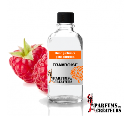 Framboise, Huile parfumée spéciale pour diffusion 10ml - Parfums de Créateurs