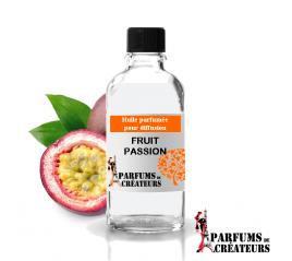 Fruits de la passion, Huile parfumée spéciale pour diffusion 10ml - Parfums de Créateurs