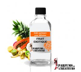 Fruits exotiques, Huile parfumée spéciale pour diffusion 10ml - Parfums de Créateurs