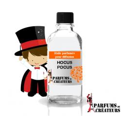 Hocus Pocus, Huile parfumée spéciale pour diffusion 10ml - Parfums de Créateurs