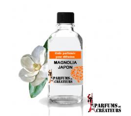 Magnolia Japon, Huile parfumée spéciale pour diffusion 10ml - Parfums de Créateurs
