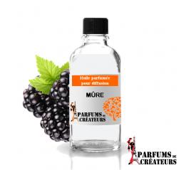 Mûre, Huile parfumée spéciale pour diffusion 10ml - Parfums de Créateurs