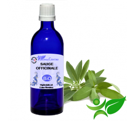 Sauge officinale BiO, Hydrolat (Salvia officinalis) - Aroma Centre