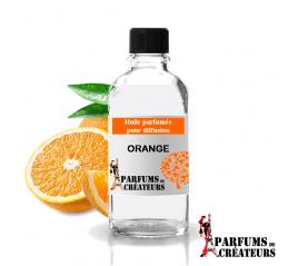 Orange, Huile parfumée spéciale pour diffusion 10ml - Parfums de Créateurs