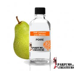 Poire, Huile parfumée spéciale pour diffusion 10ml - Parfums de Créateurs