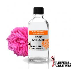 Rose Anglaise, Huile parfumée spéciale pour diffusion 10ml - Parfums de Créateurs