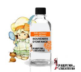 Souvenirs d'enfance, Huile parfumée spéciale pour diffusion 10ml - Parfums de Créateurs