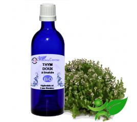 Thym doux à linalol BiO, Hydrolat (Thymus vulgaris ct linalol) - Aroma Centre