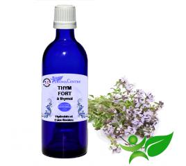Thym fort à thymol, Hydrolat (Thymus vulgaris ct thymol) - Aroma Centre