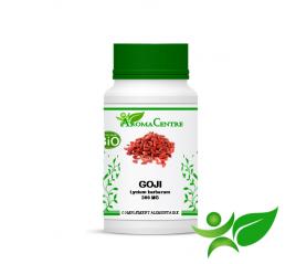 Goji BiO - Fruit, gélule (Lycium barbarum) 300mg - Aroma Centre