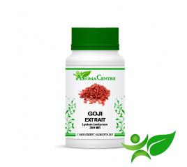 Goji Extrait - Fruit, gélule (Lycium barbarum) 350mg - Aroma Centre
