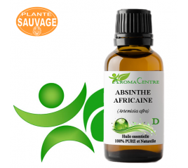 Absinthe africaine - Lanyana, huile essentielle (Artemisia afra) - Aroma Centre