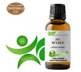 Ail, huile essentielle (Allium sativum) - Aroma Centre
