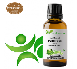 Aneth Indienne, huile essentielle (Anethum sowa) - Aroma Centre