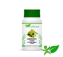 Haricot - Cosse, gélule (Phaseolus vulgaris) 235mg - Aroma Centre