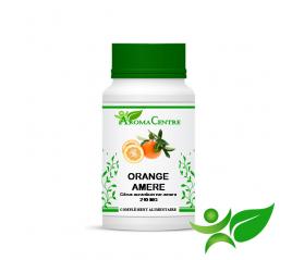Orange amère - Ecorce, gélule (Citrus aurantium var.amara) 210mg - Aroma Centre