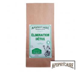 Elimination et détox, tisane de plantes - Apophycaire